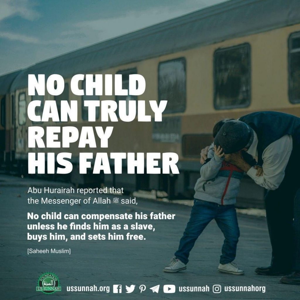 repay father