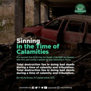 sin in time calamity