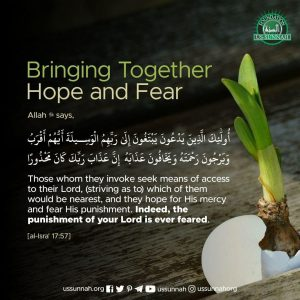 Bringing Together Hope and Fear