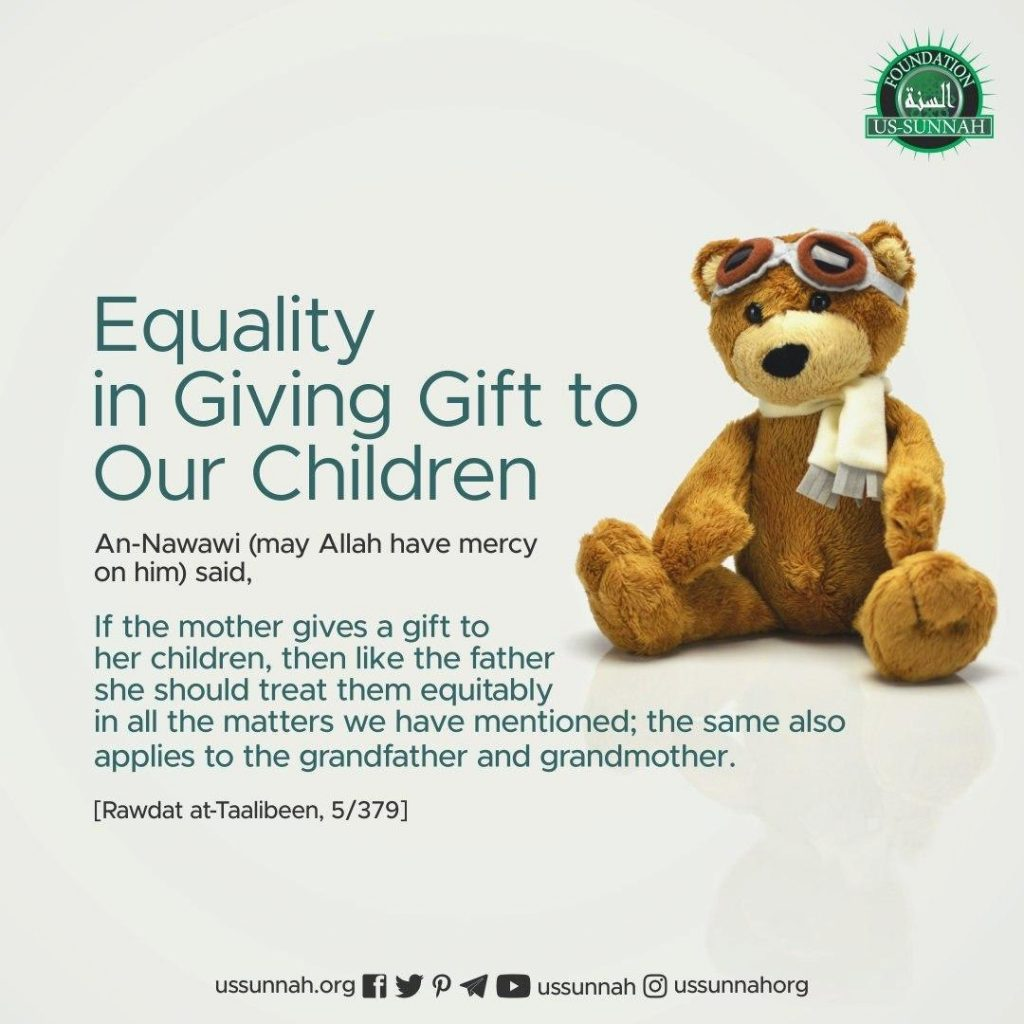 equality giving gift