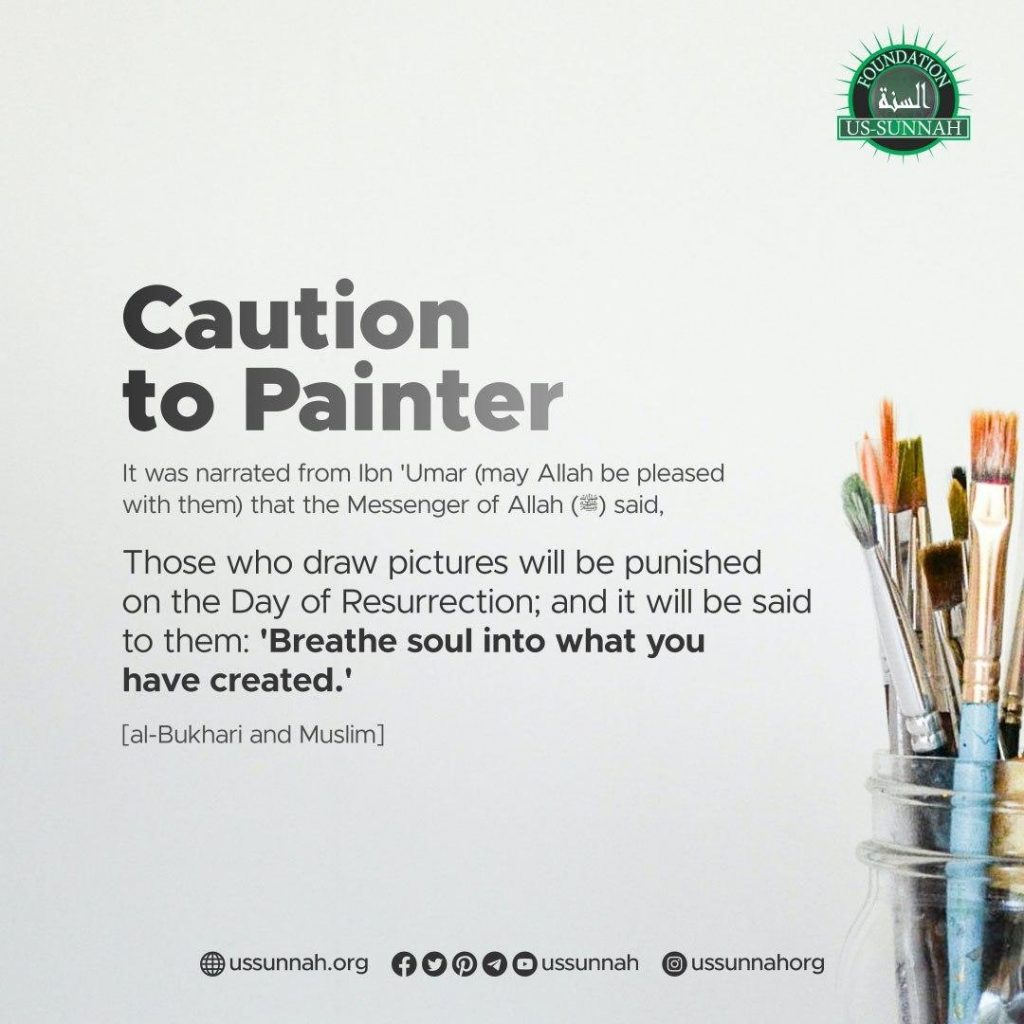 caution to all painter