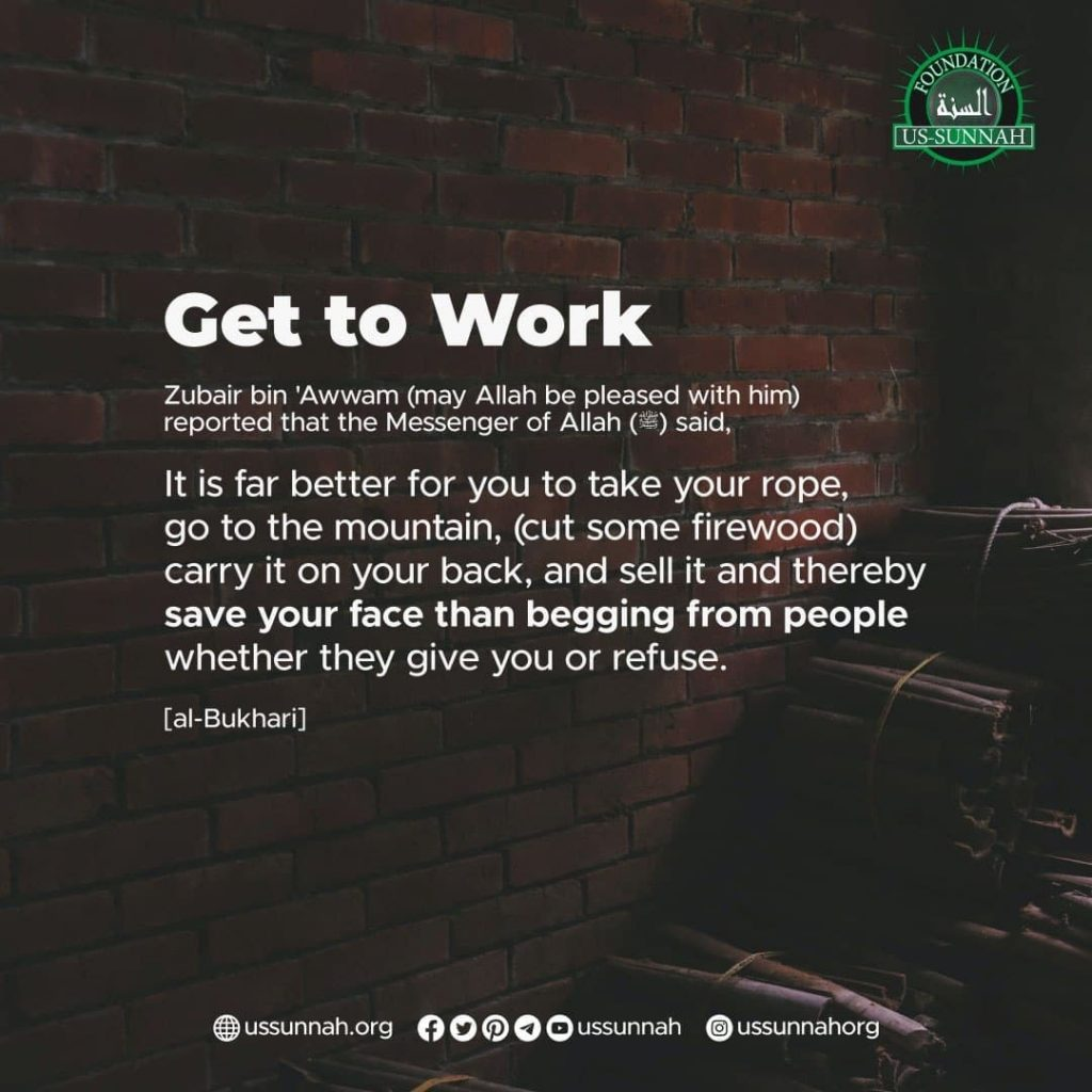 get to work